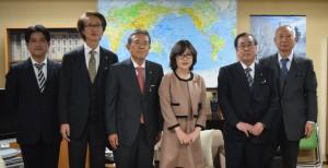 稲田朋美 自由民主党政調会長
